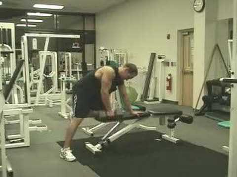Back Workouts - Weight Training Exercises To Build Big Lats Image 1