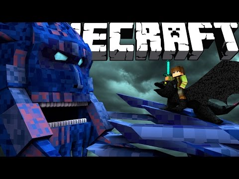 Minecraft Finale: Part 2 | How To Train Your Dragon