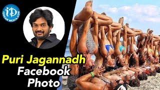 Puri Jagannadh's Facebook Photo Goes Viral