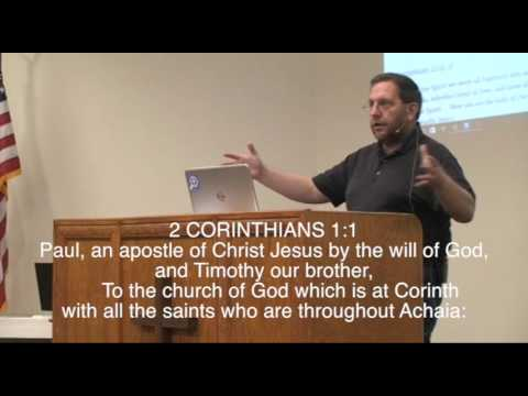 Systematic Theology #64 - Austin Bible Church