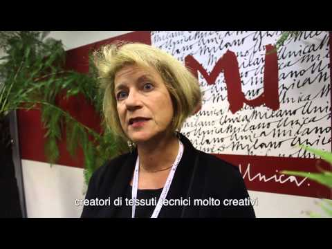 Video The best of French Textiles a Milano Unica settembre 2014
