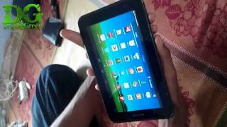 Samsung Galaxy Tab 2 P3100 Screenshot Android 4.1.2