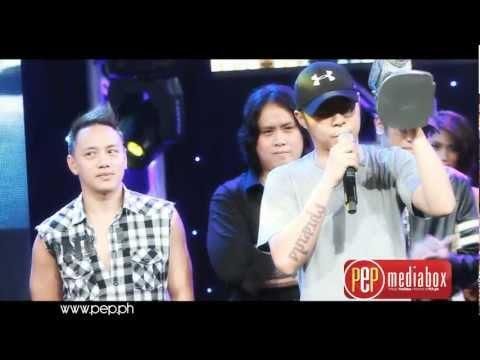 Parokya ni Edgar wins big at MYX Music Awards 2012; Chito's speech excerpt