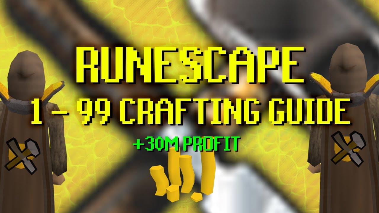 Crafting Guide   Runescape