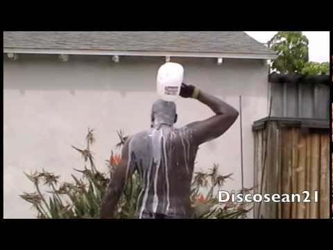 """Manbungo attempts Gallon of Milk Challenge""."
