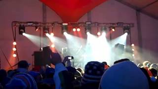 VIDEO: Zion at the Snowball Music Festival