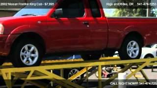 2002 Nissan Frontier King Cab - Garland TX videos