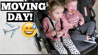 PREGNANT MOM FLYING SOLO WITH 2 TODDLERS | Tara Henderson