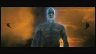 WATCHMEN- Doctor Manhattan