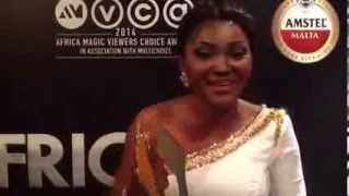 Mercy Aigbe wins Best Indigenous Language Movie Award at AMVCA (Yoruba)
