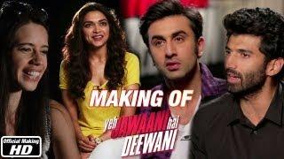Making of the Film - Yeh Jawaani Hai Deewani | Ranbir Kapoor, Deepika Padukone view on youtube.com tube online.