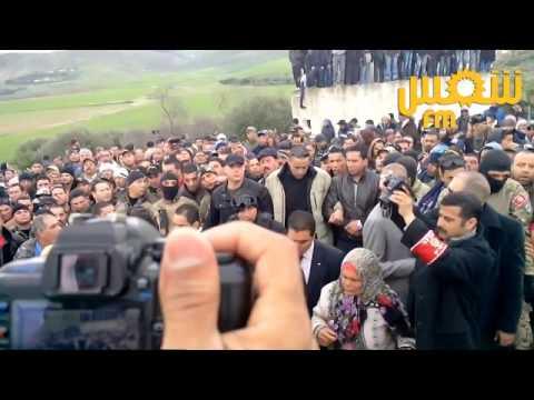 image vidéo باجة: موكب دفن شهيد الحرس الوطني عاطف الجبري
