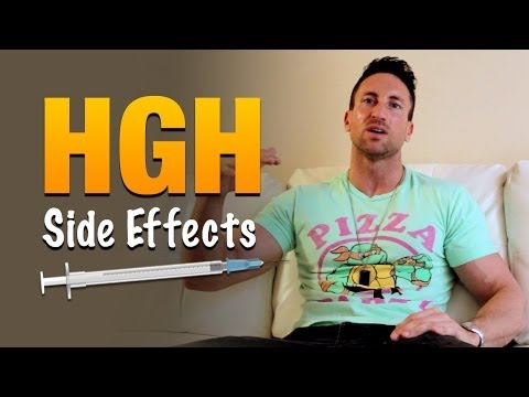 HGH Side Effects: The Scary Truth About Human Growth Hormone