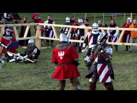 Финалето на светскиот шампионат во средовековни битки: Полска против САД