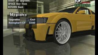 GTA San Andreas GT Mod [Download Link In Description
