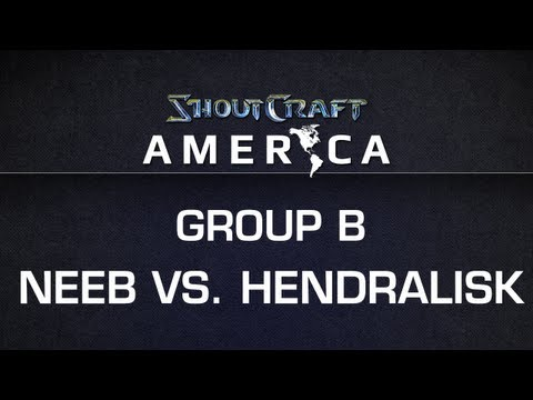 ShoutCraft America - Group B - FXONeeb vs. coL_Hendralisk BO3