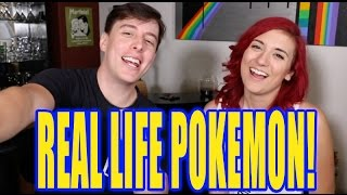 Real Life Pokemon 2 w/ Brizzy Voices | Thomas Sanders