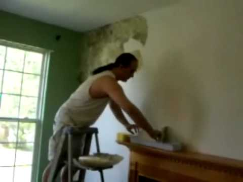 How To Install Faux Finish Wallpaper Paper Illusion