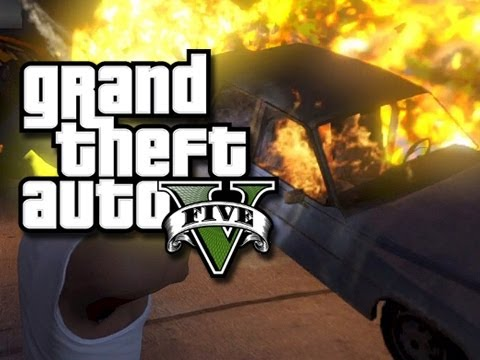 GTA 5 - Best Cop Ever!  (Grand Theft Auto 5 Funny Gameplay Skits/Moments!),