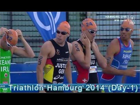Hamburg Triathlon 2014 (12.07.2014)