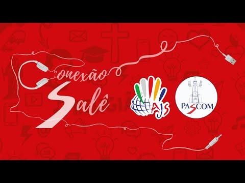 CONEXÃO SALÊ #5 | Entrevista: Val Lopes (Comunidade São Cristóvão) | 24 de julho de 2020