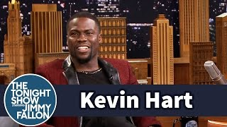 Kevin Hart Can't Sleep Nude Because of His Duvet Cover