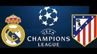 Final Champions Real Madrid Vs Atletico De Madrid 24.05.2014