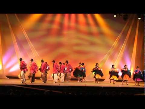 Grupo Folklorico Tungurahua