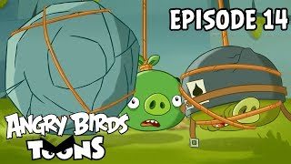 Angry Birds Toons #14 - Dopey na lane