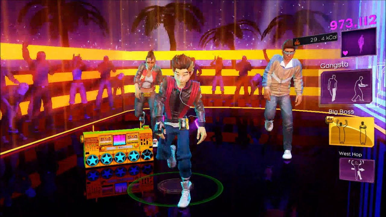 Dance Central 3 - Drop it like it Hot - (Hard/100%/Gold ...