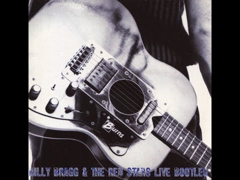 Billy Bragg and the Red Stars -- Live, 1993