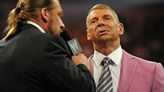 Triple H & Vince Mcmahon's Major Backstage Dissension On WRESTLEMANIA 31 Main Event - Full Details