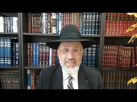 La Alakha du jour. Le médecin et la Torah. Réussite pour Anne Amsellem et kol Israël