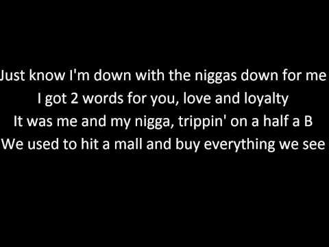 YG - My Nigga ft. Young Jeezy & Young Homie Quan Lyrics