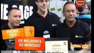 Prêmio SuplementAção: Entrega dos troféus