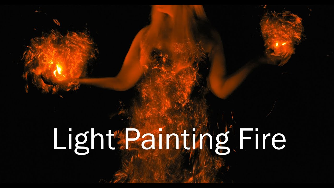 light painting fire photography tutorial youtube. Black Bedroom Furniture Sets. Home Design Ideas