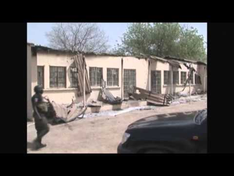 59 Killed in Attack on Nigerian School