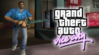 GTA VICE CITY #4: Arma STEALTH Na Segunda Missão!
