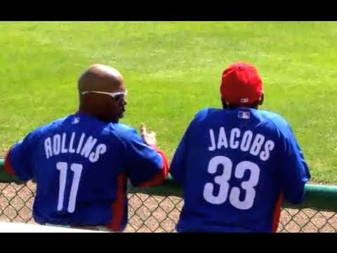 My Wish: Jimmy Rollins meets Shaquille
