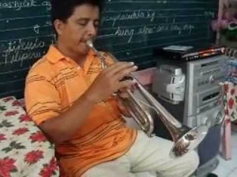 Trumpet Classroom Performance by Alfredo C. Datoy
