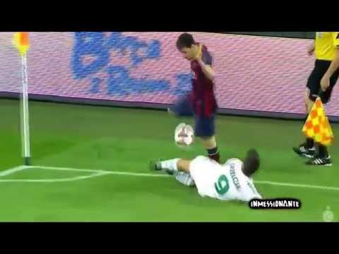 Lionel Messi ● Magic Skills 2013-2014 ||HD||