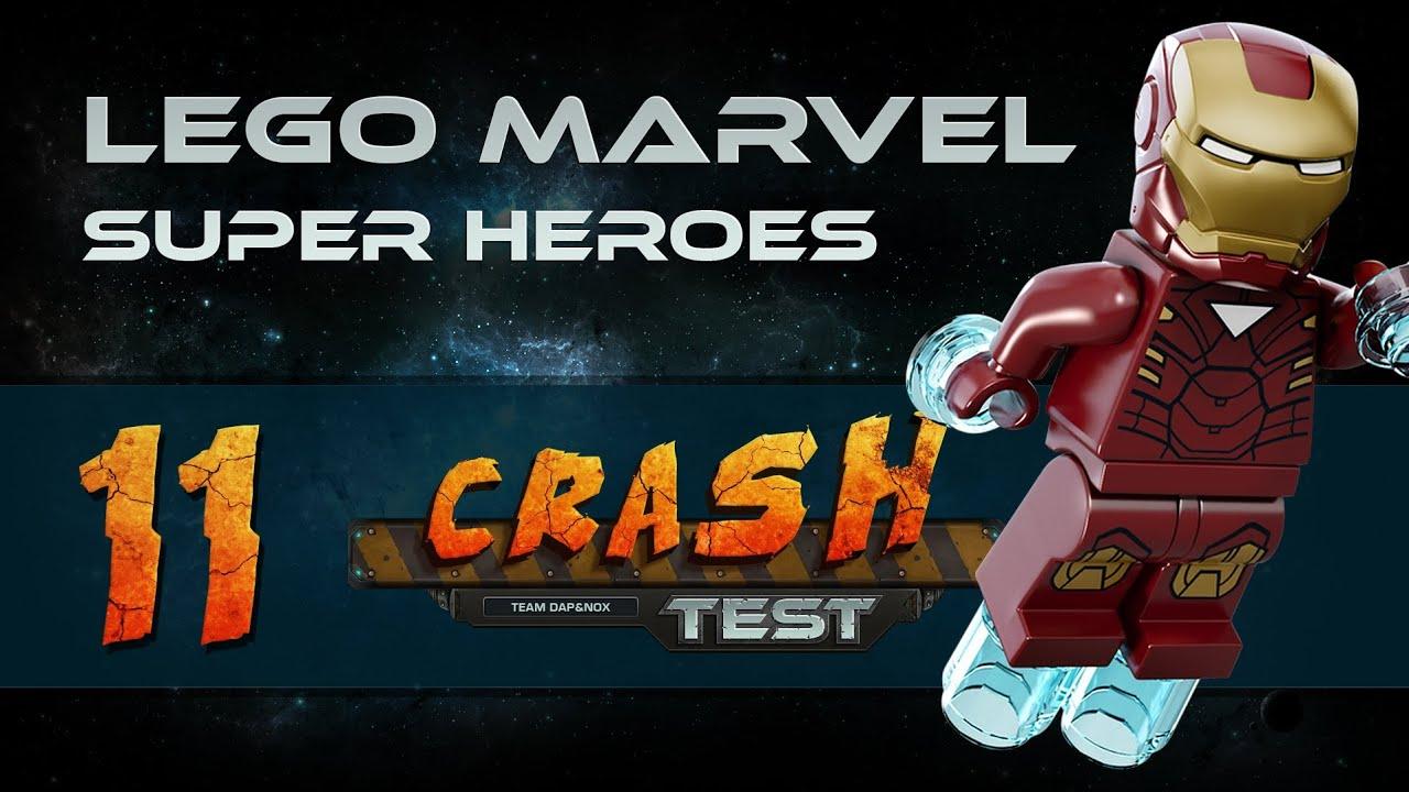 marvel heroes test