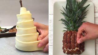 Recetas hechas con frutas