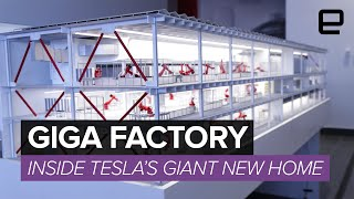 Inside the Gigafactory: Tesla's most important project