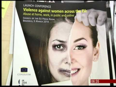 Feminist / freemason leaning EU and BBC pushing the male gender bashing campaigns