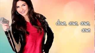 Victoria Justice Don't You Forget About Me (Lyrics