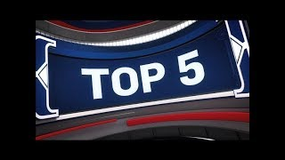 Top 5 Plays of the Night | February 01, 2018