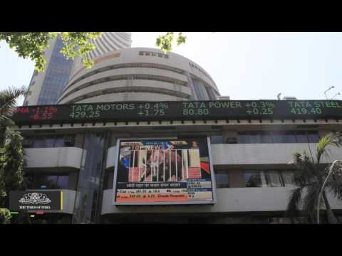 Sensex Slips Into Negative Zone; Tanks 197 Points At Midsession - TOI