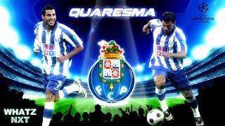Ricardo Quaresma Rabona Vs Trivela Porto Skills & Goals HD