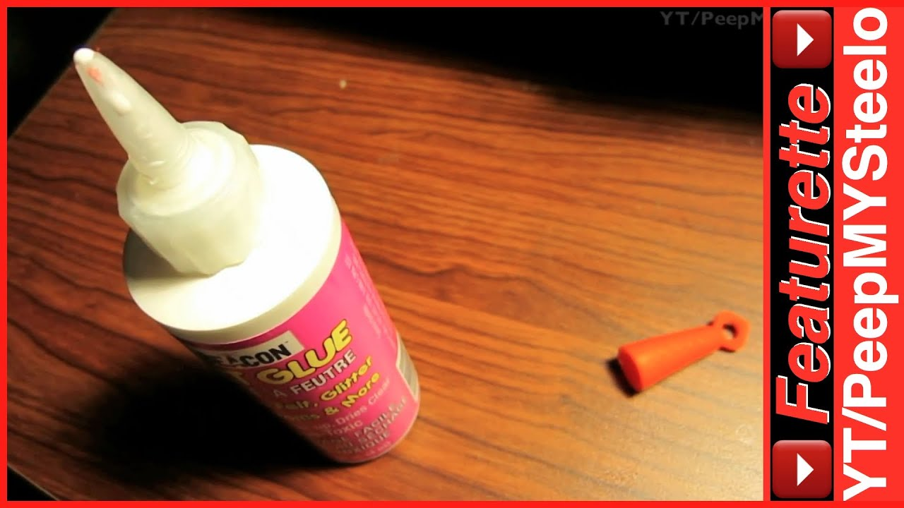 how to clean glue from clothes